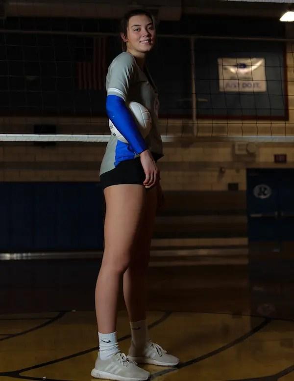 Kennedy Crane, Rocklin, SJS Volleyball