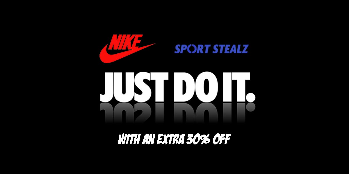 nike flash sale