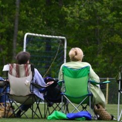 Soccer Mom Covered Chairs Toilet Chair Walmart 10 Rules All Moms Should Follow Sports Techie Blog