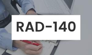 someone looking into the effects of RAD-140