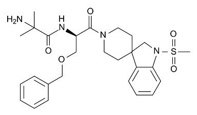 mk 677 molecule