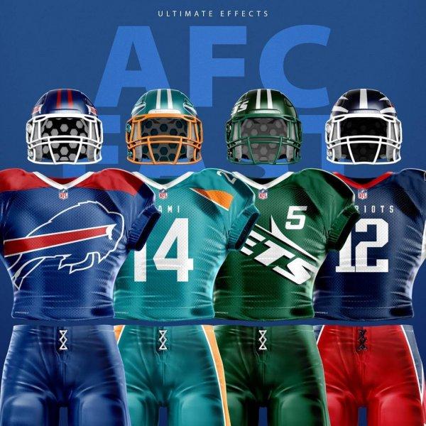 Download TouchDown Football Uniform Template - Sports Templates