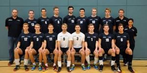 Gentofte Volley 1ste Liga Herre
