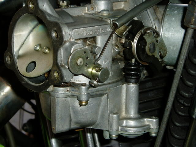 Harley Davidson Carburetor Diagram