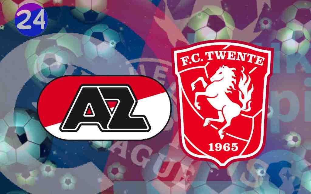Livestream AZ - FC Twente