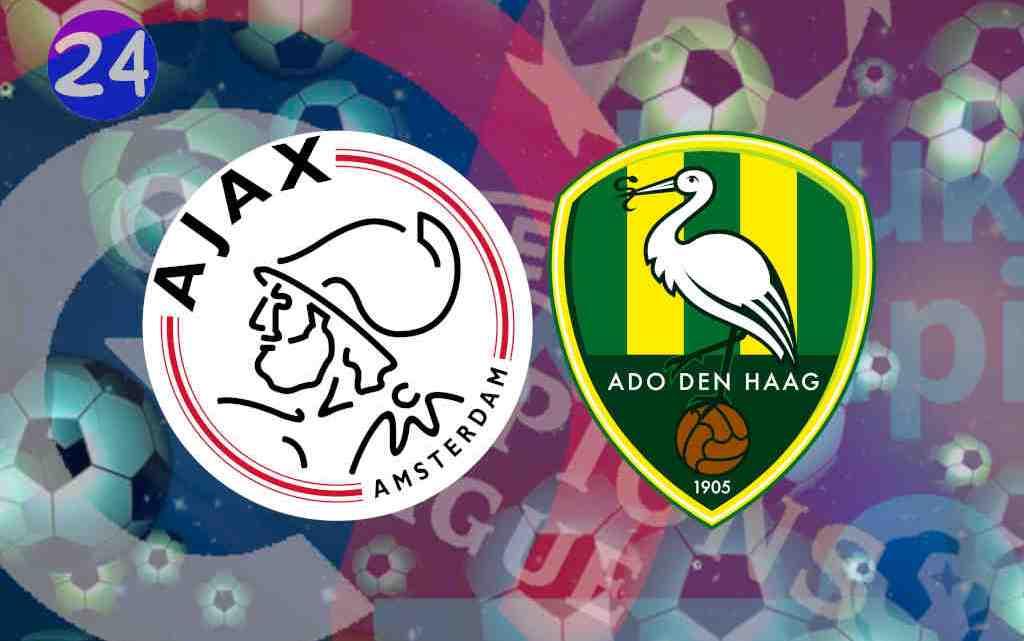 Livestream Ajax - ADO Den Haag