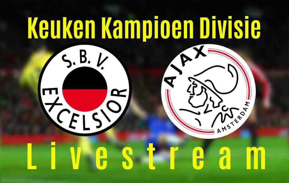 Livestream Excelsior - Jong Ajax