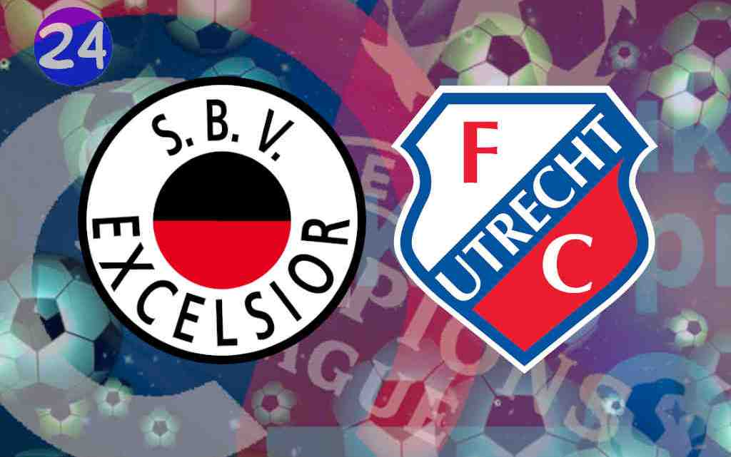 Livestream Excelsior - Jong FC Utrecht