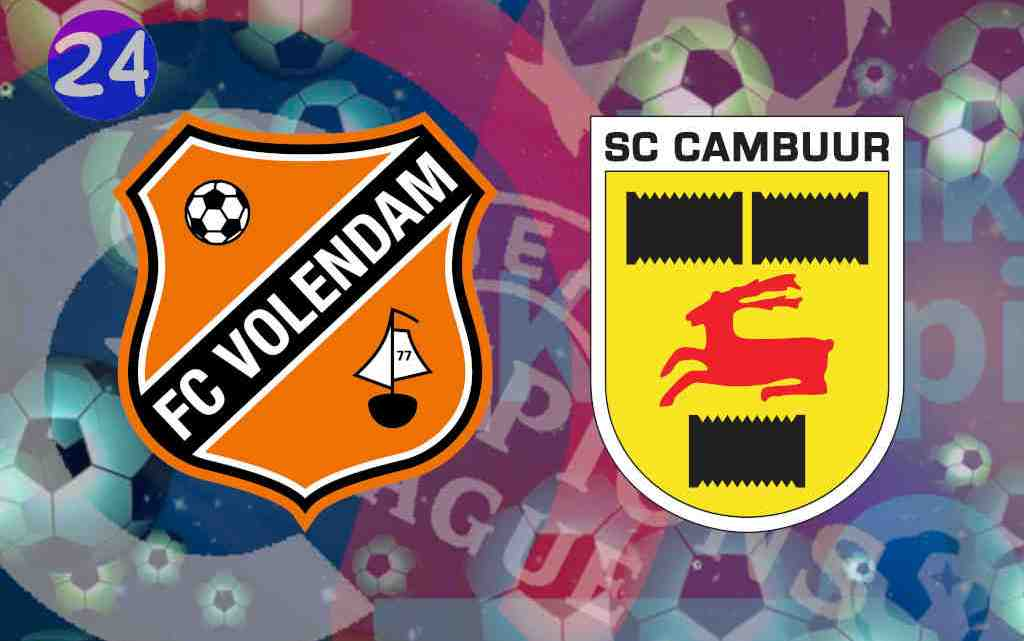 Livestream FC Volendam - SC Cambuur
