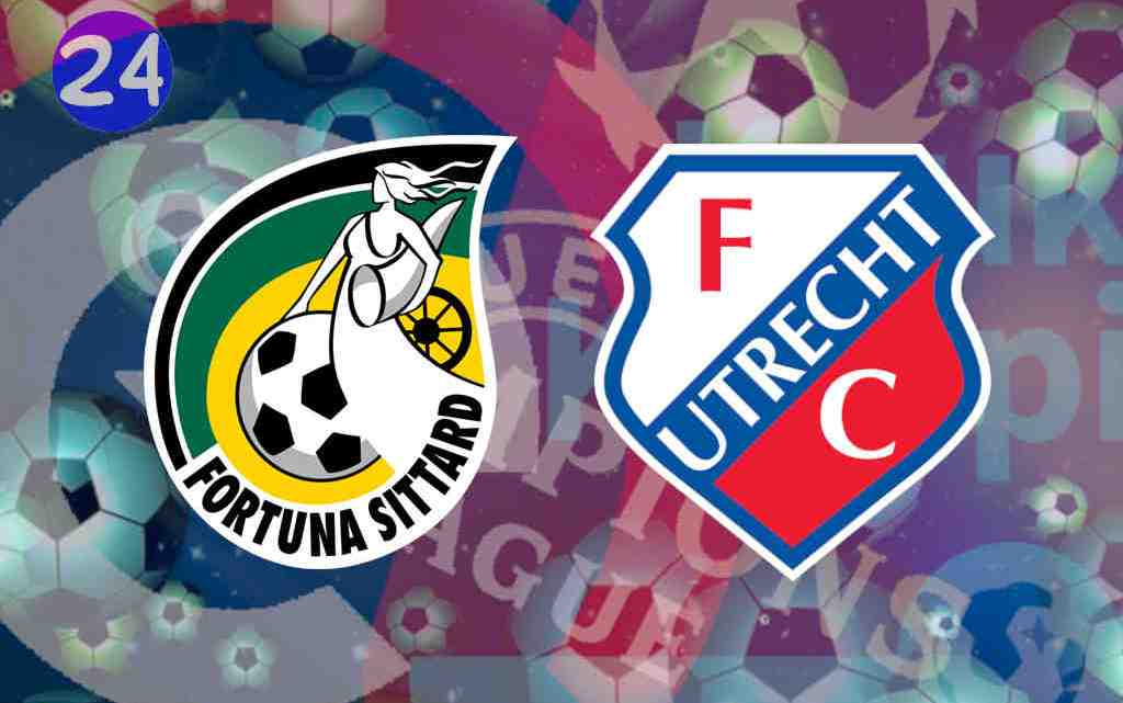 Livestream Fortuna Sittard - FC Utrecht