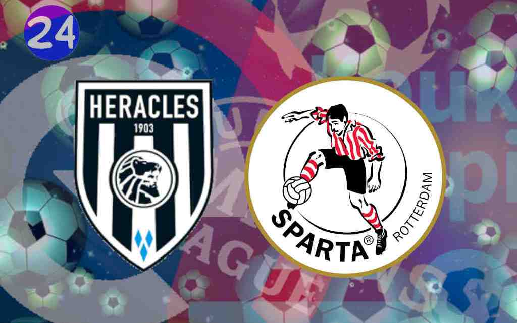 Livestream Heracles Almelo - Sparta