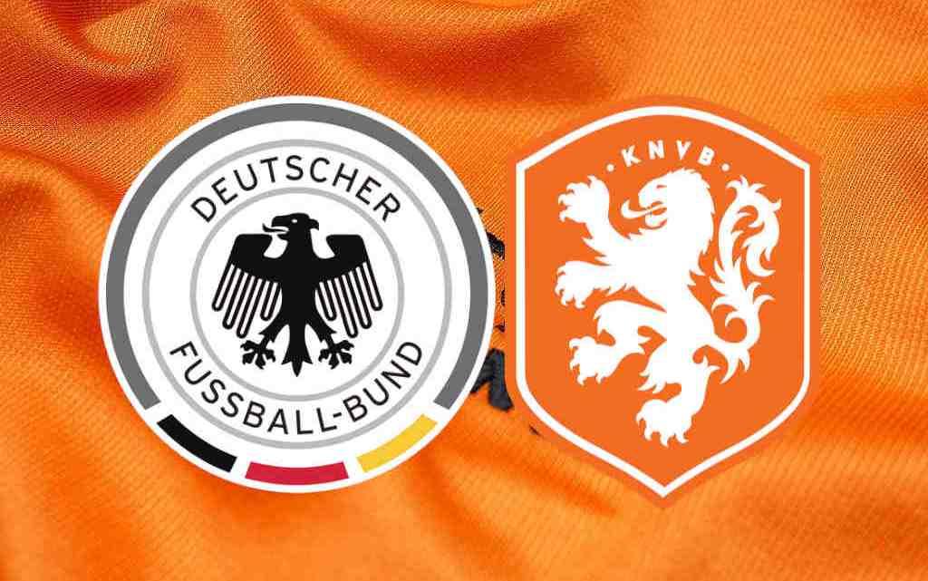 Livestream EK Eindronde Jong Duitsland - Jong Oranje