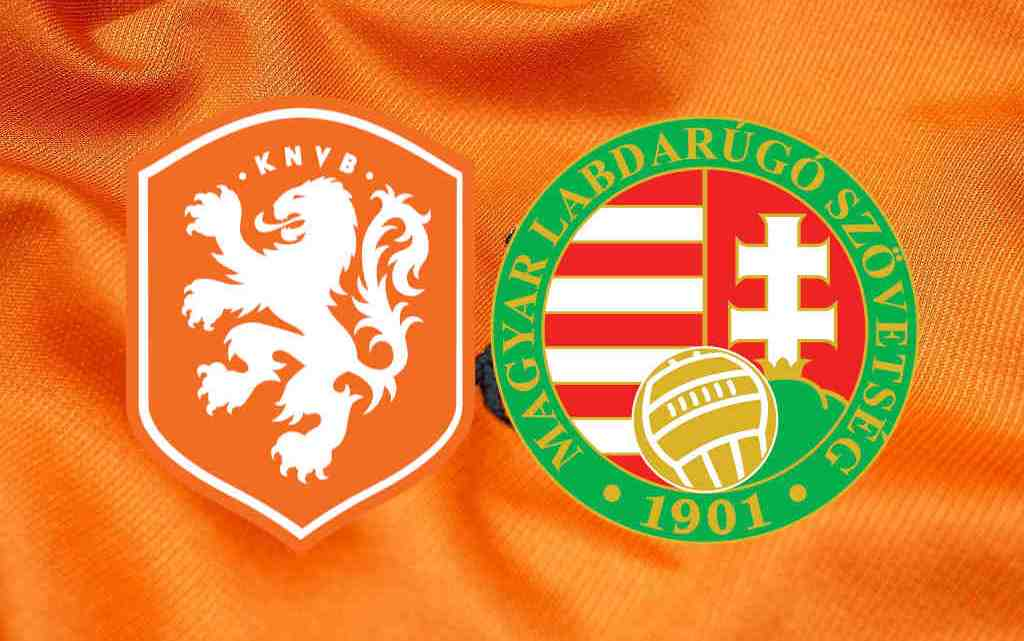 Livestream EK Eindronde Jong Oranje - Jong Hongarije