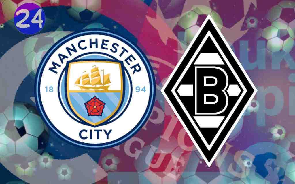 Livestream Manchester City - Borussia M'gladbach