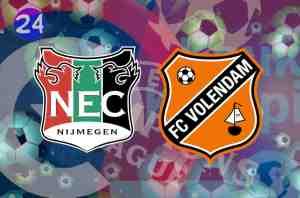 Livestream NEC - FC Volendam