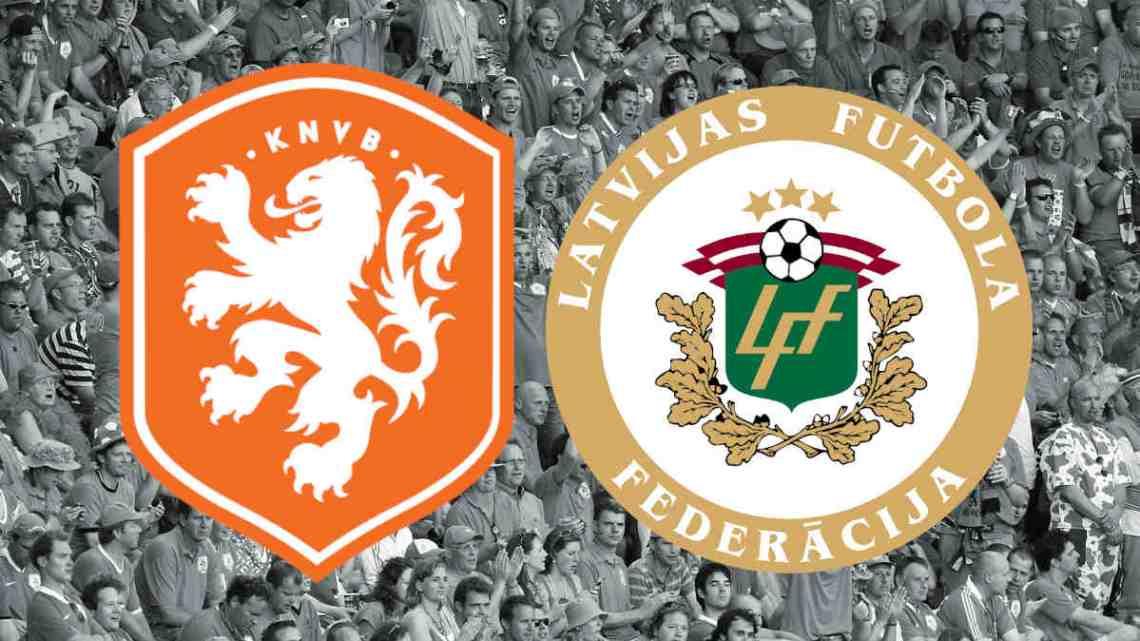 Livestream WK Kwalificatie Nederland - Letland