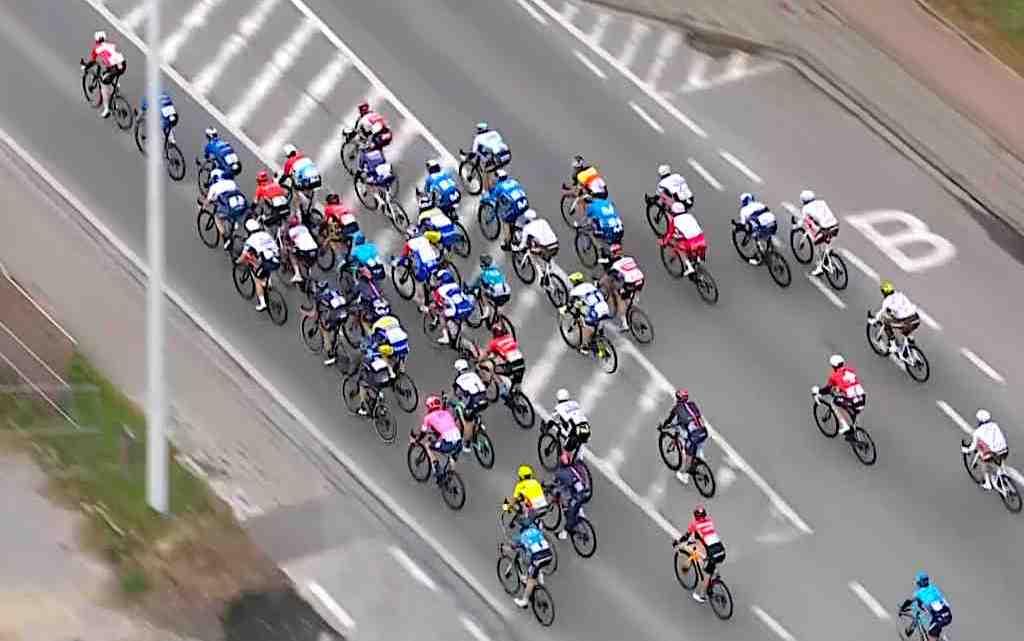 Livestream wielerkoers Le Samyn 2021
