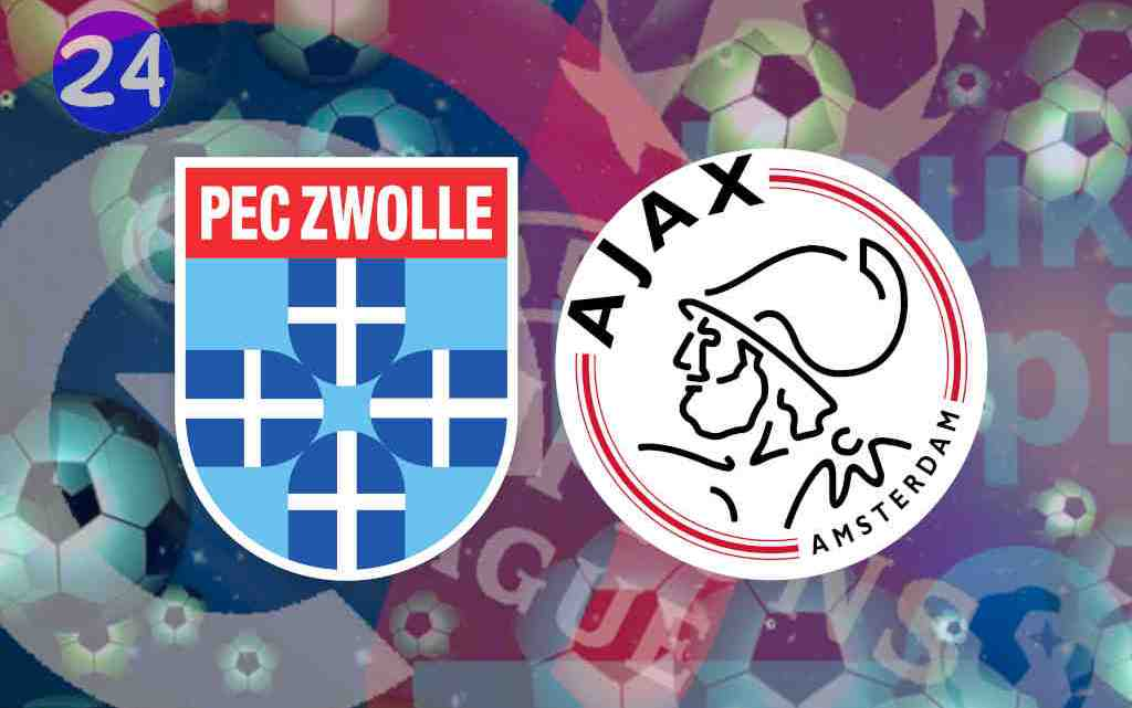 Livestream PEC Zwolle - Ajax