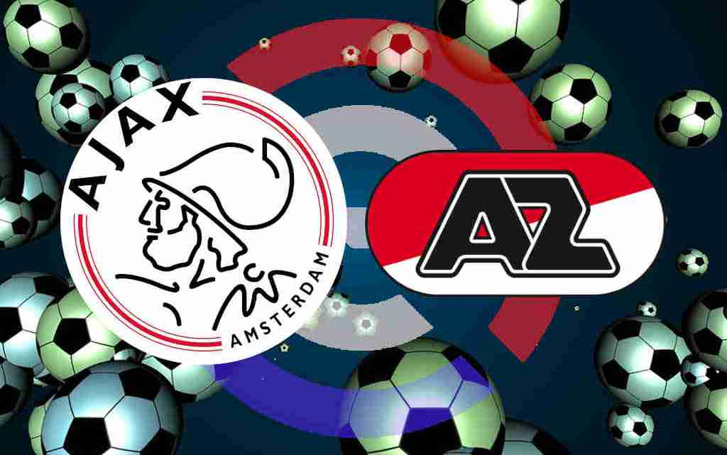 Eredivisietopper AJAX - AZ (live!)