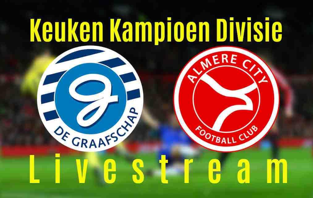 Livestream De Graafschap - Almere City FC