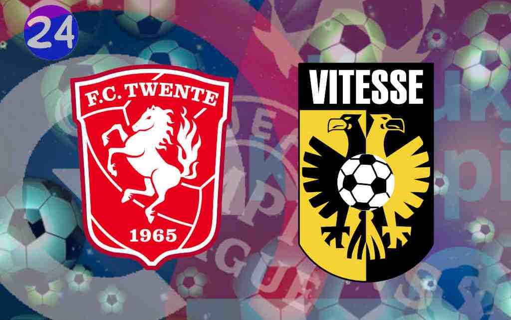 Livestream FC Twente - Vitesse
