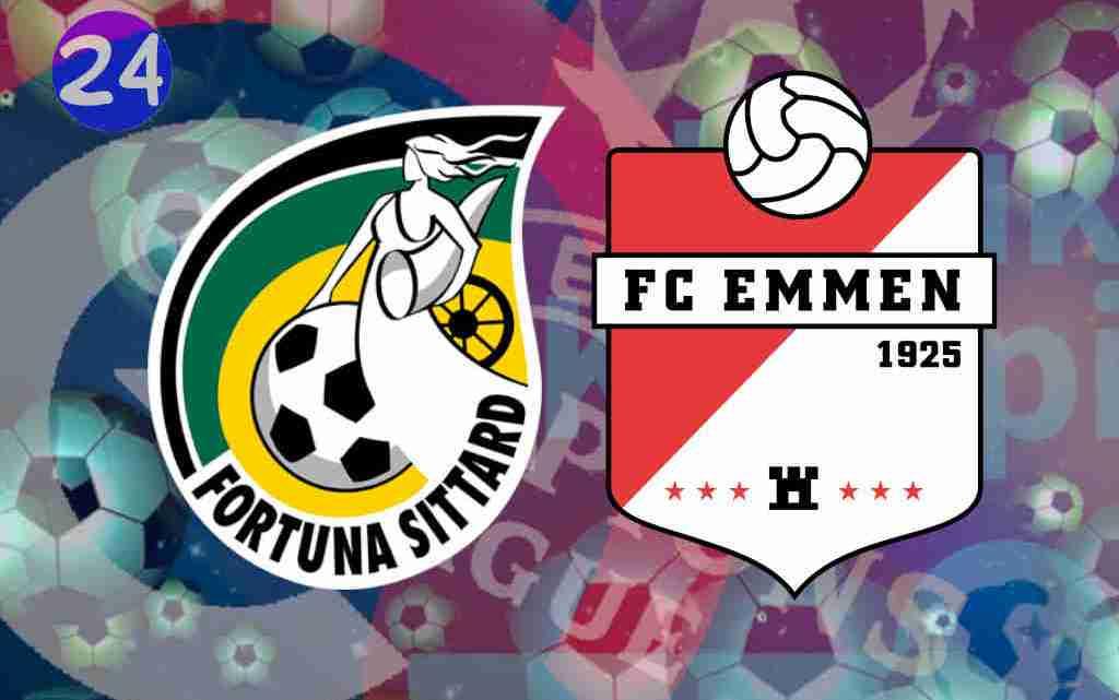 Livestream Fortuna Sittard - FC Emmen