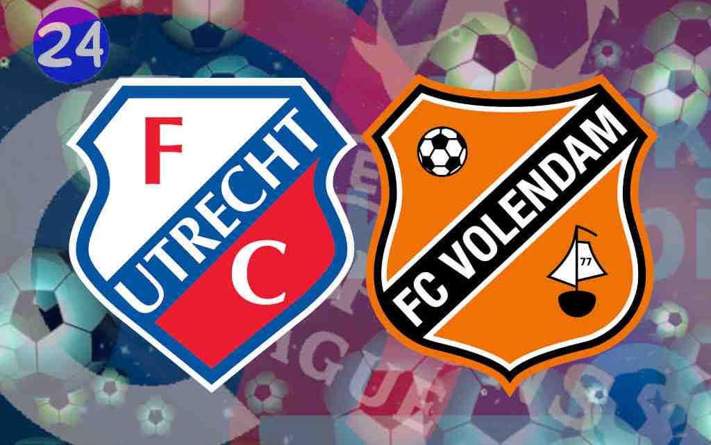 Livestream Jong FC Utrecht - FC Volendam