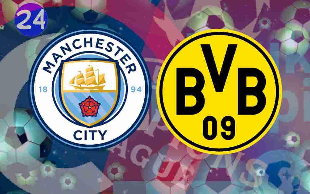 Livestream Manchester City - Borussia Dortmund