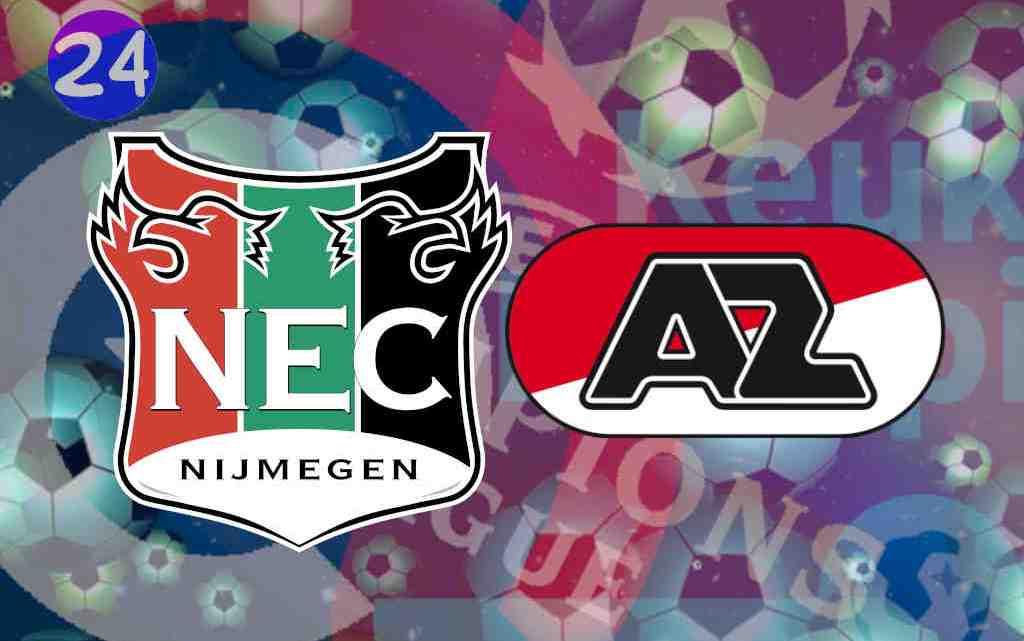 Livestream NEC - Jong AZ