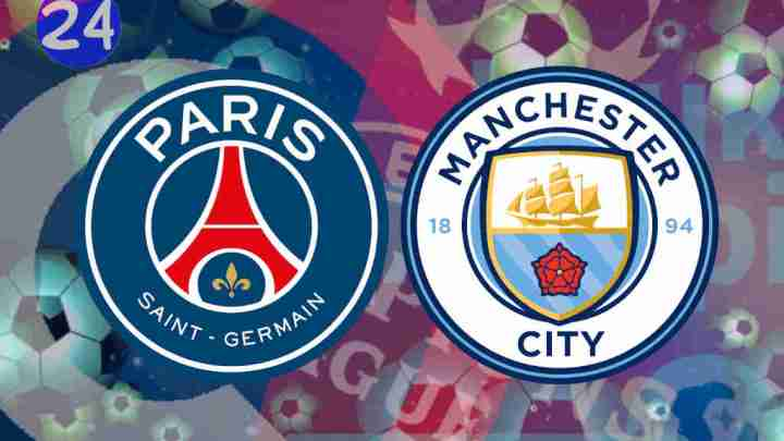Livestream Paris Saint Germain - Manchester City