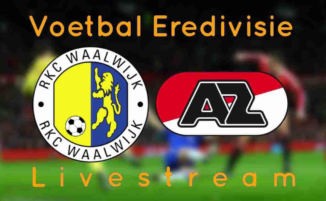 Livestream RKC Waalwijk - AZ