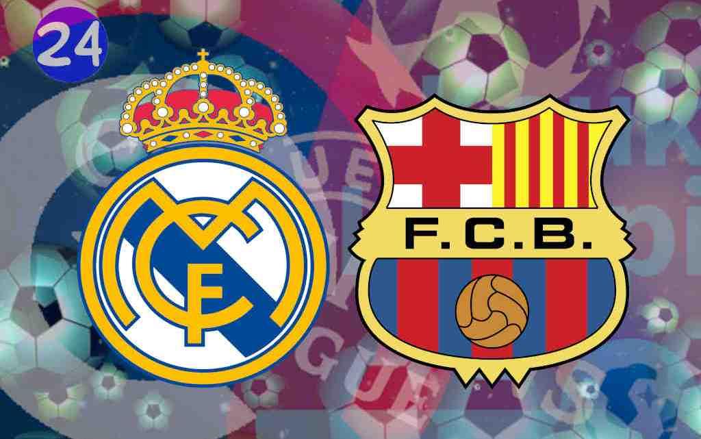 Livestream Real Madrid - FC Barcelona