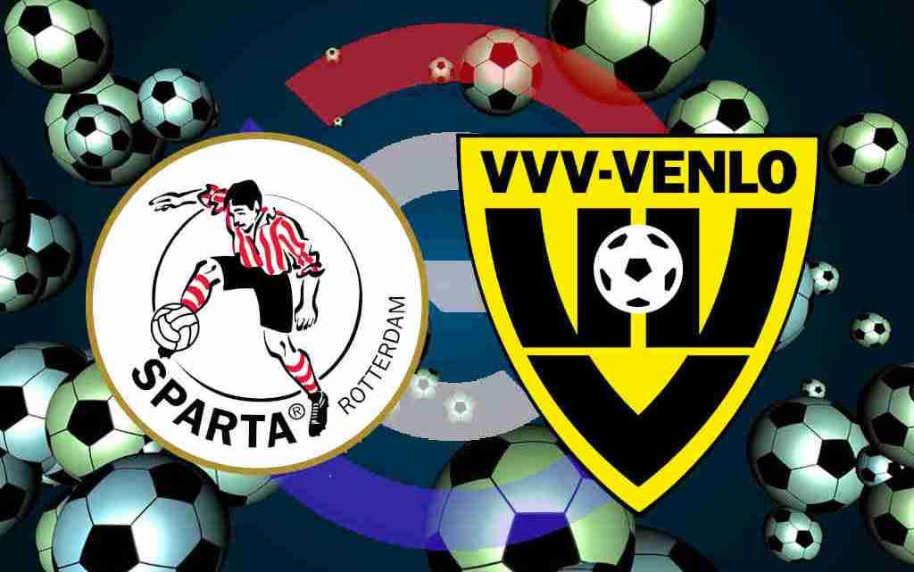 Gratis stream Sparta - VVV Venlo