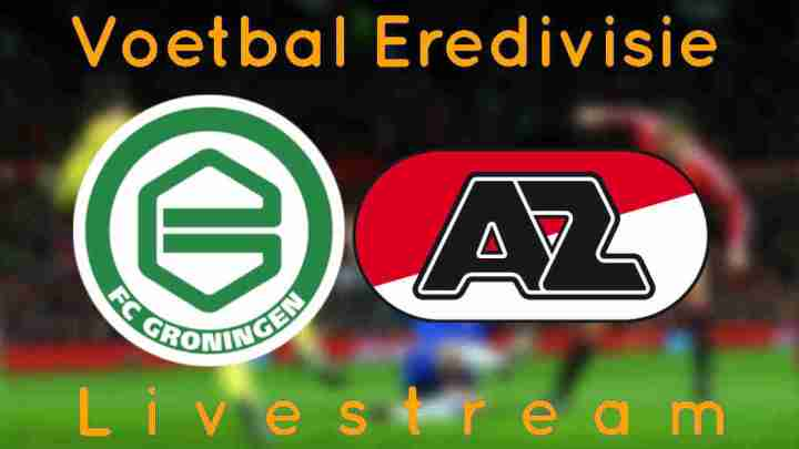 Gratis FC Groningen - AZ Alkmaar