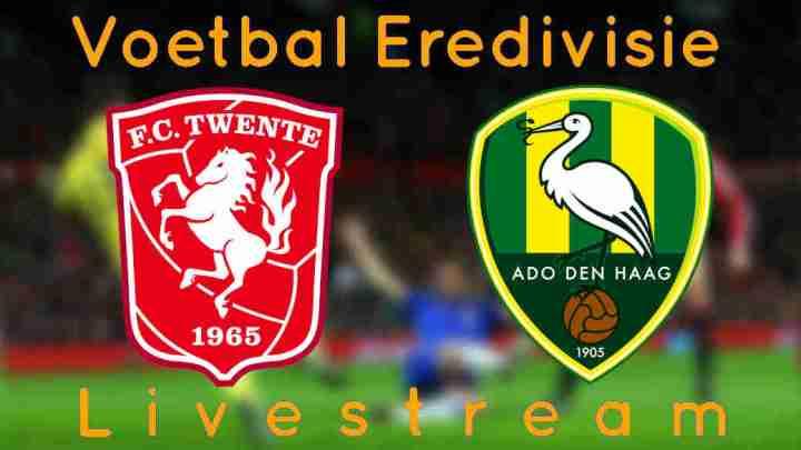 FC Twente - ADO Den Haag Livestream