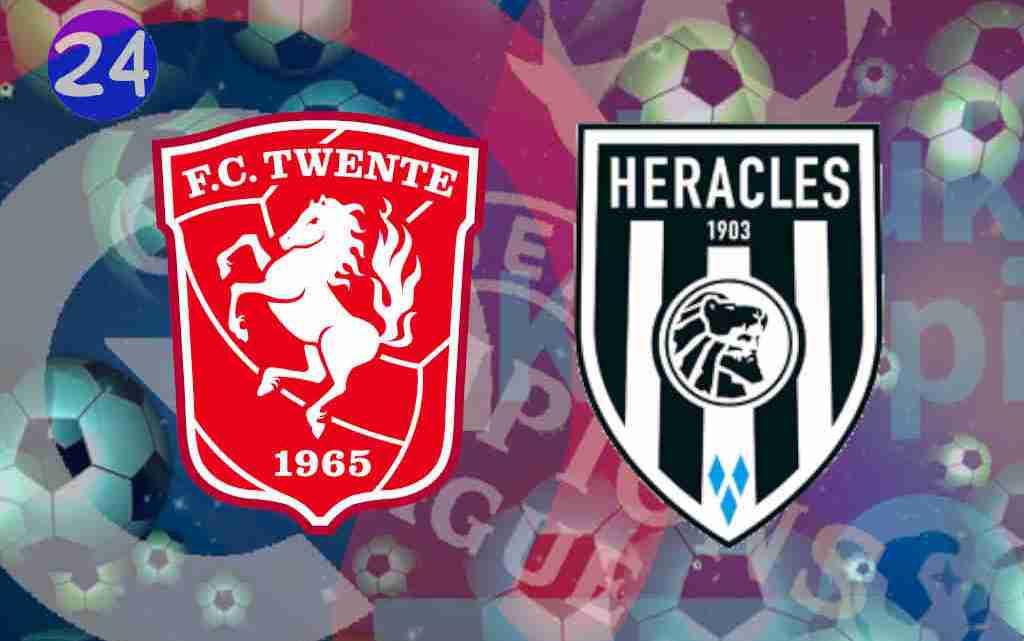 Livestream FC Twente - Heracles Almelo
