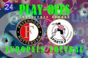 Livestream Play-Offs Feyenoord - Sparta