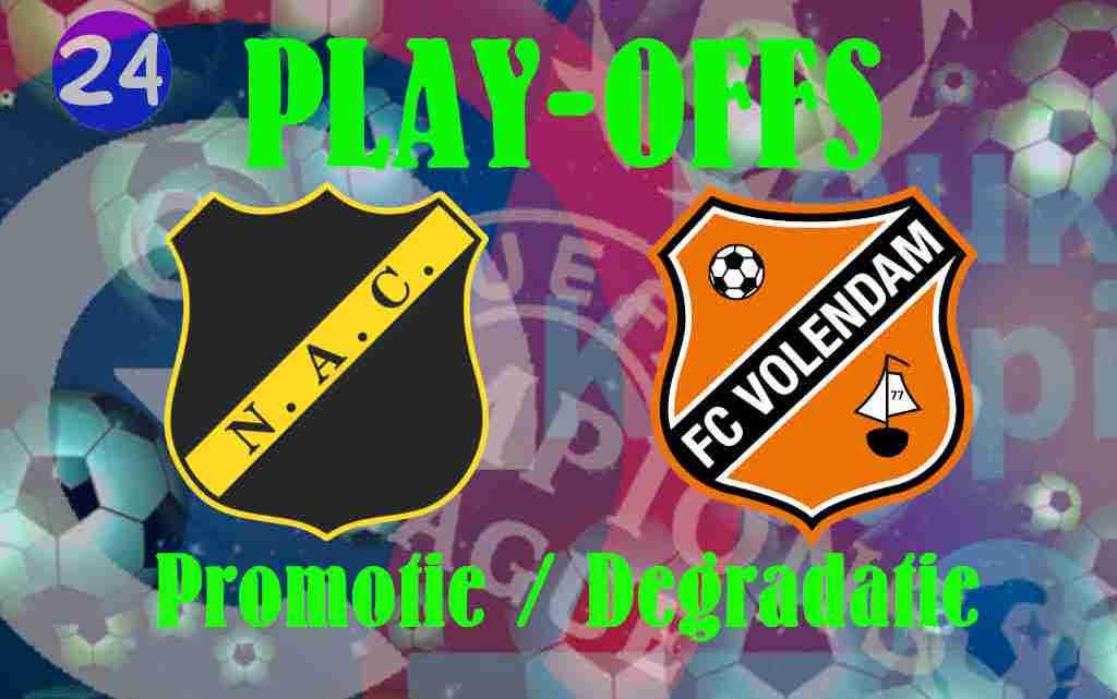 Livestream NAC Breda - FC Volendam