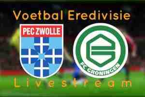PEC Zwolle - FC Groningen Livestream