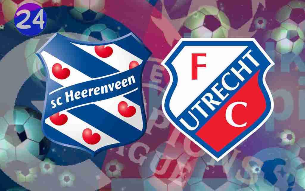 Livestream SC Heerenveen - FC Utrecht
