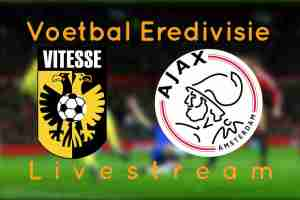 Vitesse - Ajax Livestream