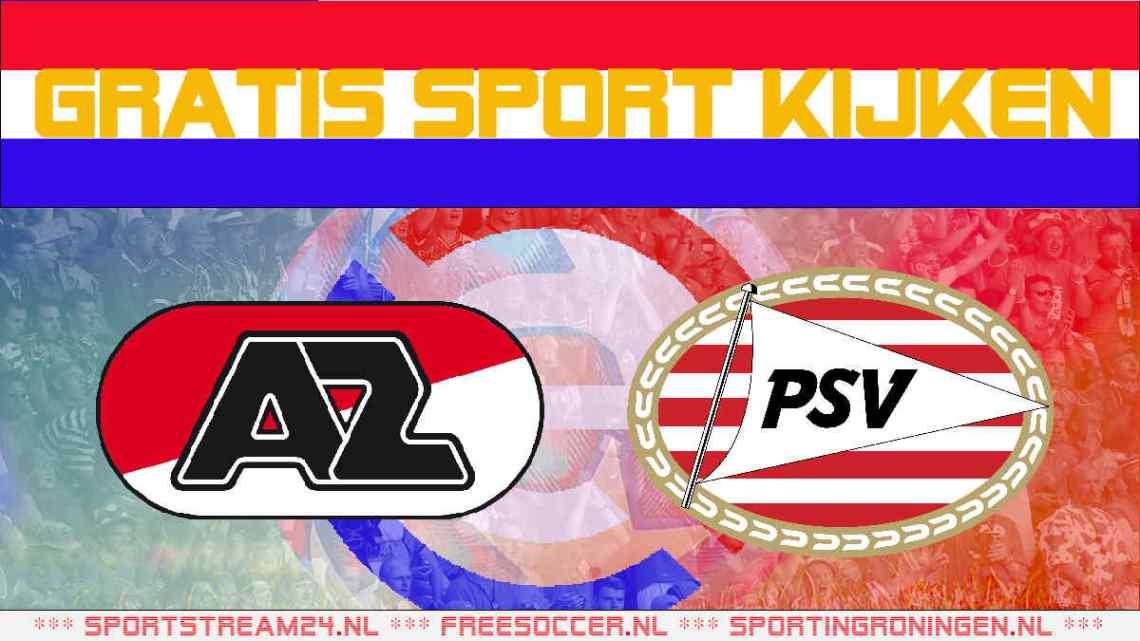 Livestream AZ Alkmaar vs PSV
