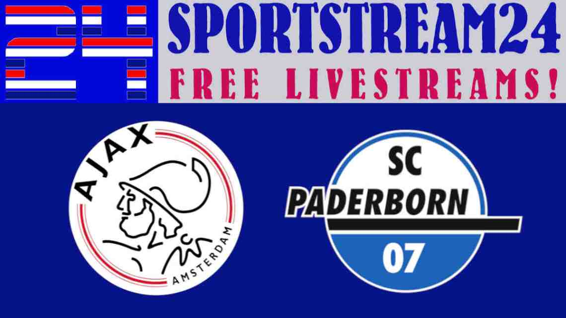 Livestream Ajax - SC Paderborn 07