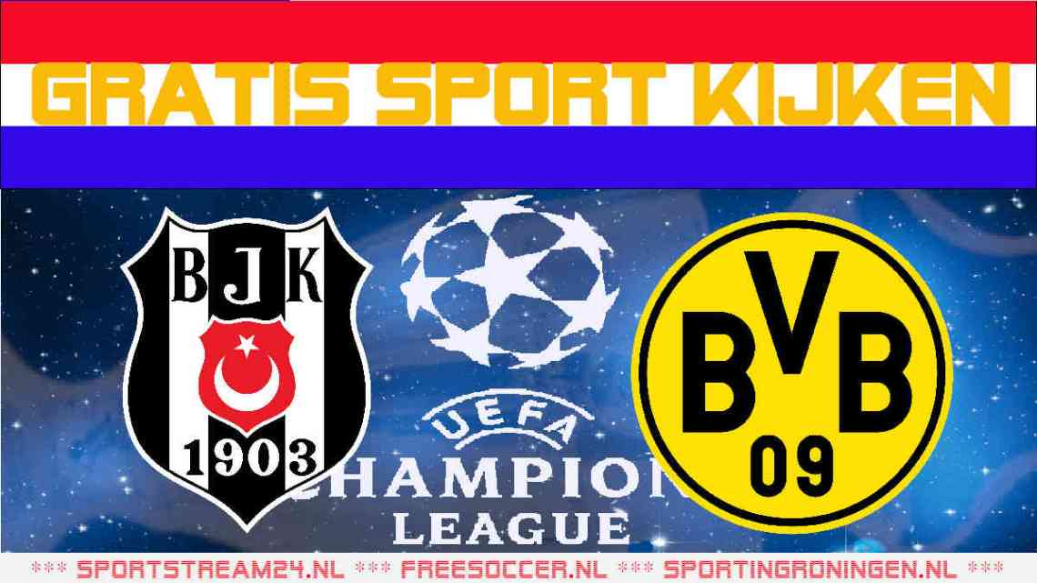 Livestream Besiktas - Borussia Dortmund