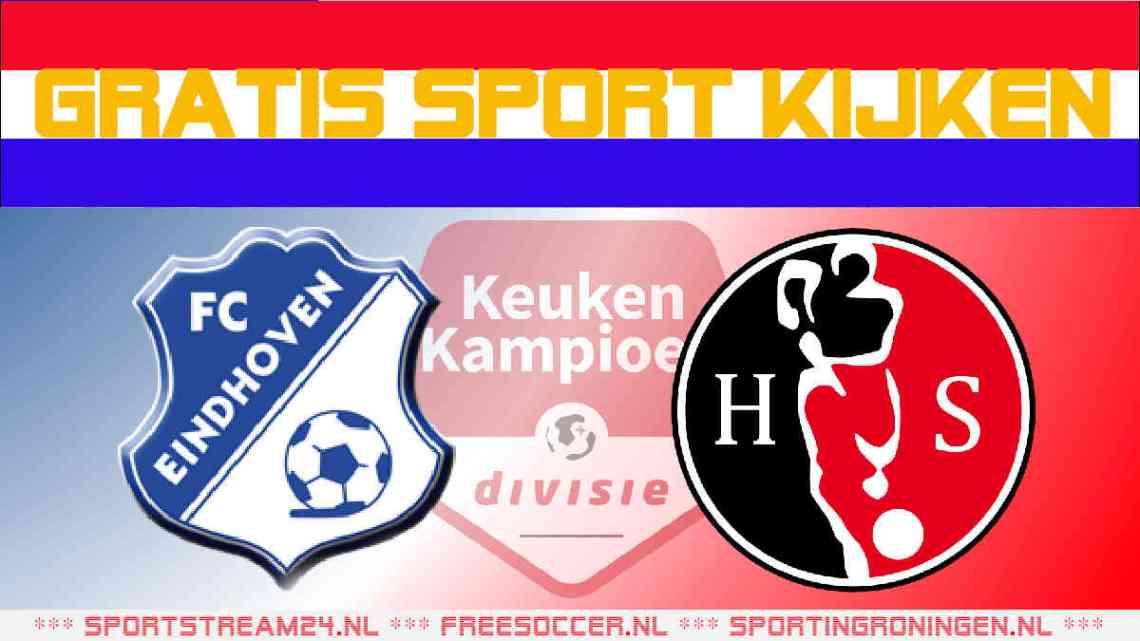 Livestream FC Eindhoven vs Helmond Sport