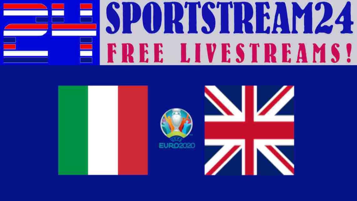 Livestream Italië - Engeland Finale EURO 2020