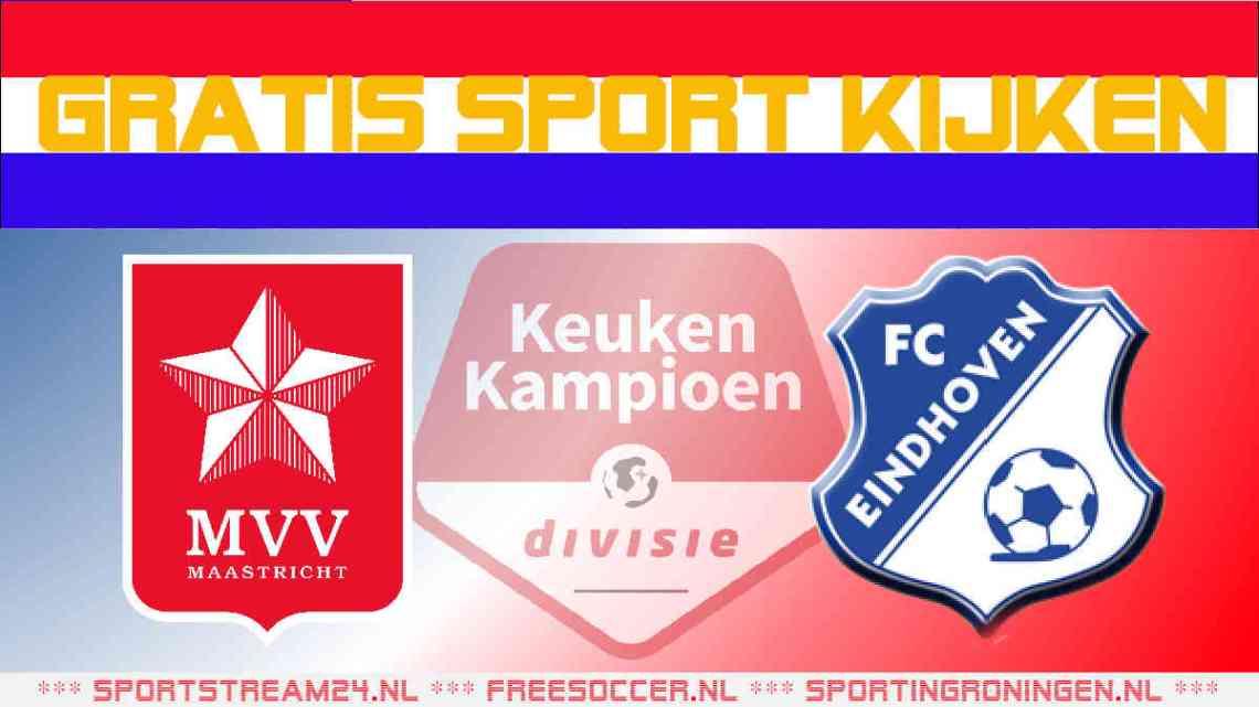 Livestream MVV vs FC Eindhoven