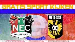 Livestream NEC vs Vitesse