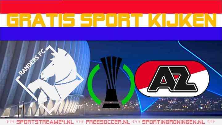 Livestream Randers FC - AZ
