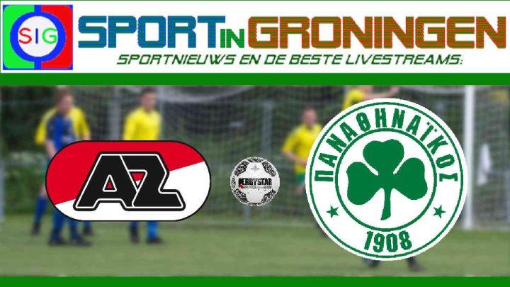 Live Stream AZ - Panathinaikos FC